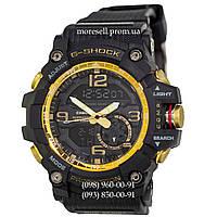 Часы Casio G-Shock GG-1000 Black-Gold