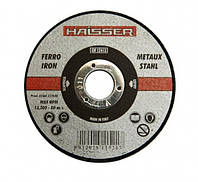 Круг отрезной для металла Haisser 125x2.5x22.2 мм