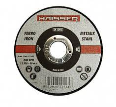 Круг отрезной для металла Haisser 180x2.5x22.2 мм