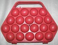 Лоток для яиц плас на 20шт Укр