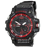 Часы Casio G-Shock GG-1000 Black-Red