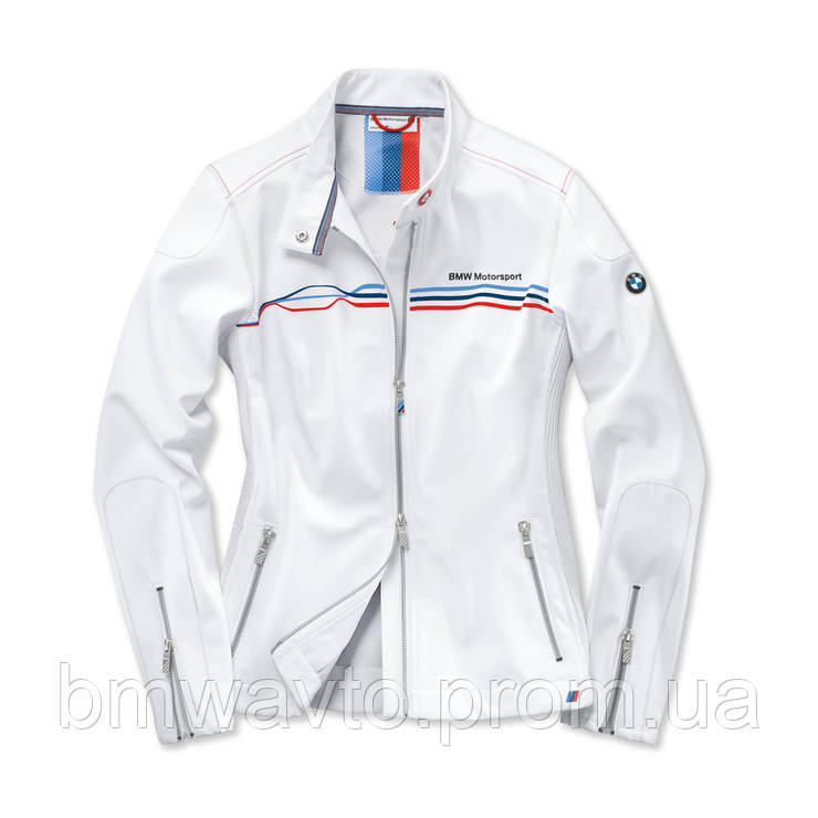 Женская куртка BMW Motorsport Softshell Jacket, ladies, фото 2
