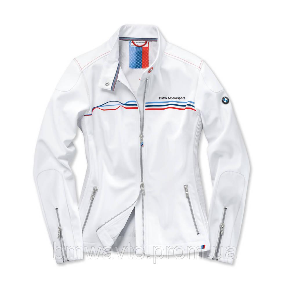 Женская куртка BMW Motorsport Softshell Jacket, ladies