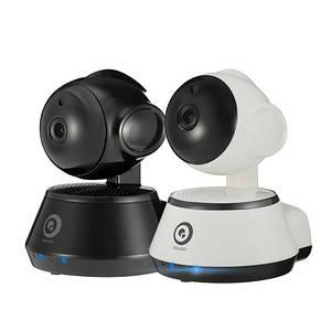 Wifi IP камера Digoo DG-M1Z 1080P SHARK 2MP нічне бачення, двосторонній зв'язок. Біла