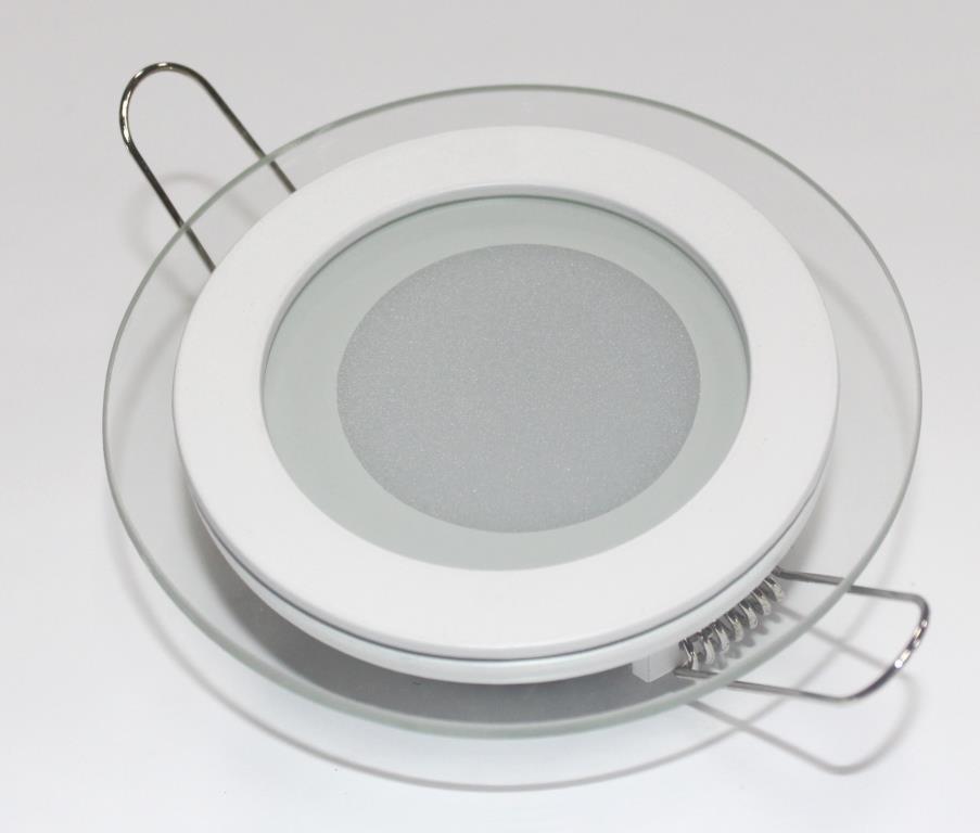 Светильник светодиодный GL-R18 18Вт круглый