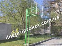 Стойка баскетбольная на трех опорах