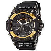 Часы Casio G-Shock GST-202 Black-Gold
