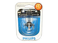 Галогенка H7 PHILIPS 12V 55W +30% 12972 PR C1