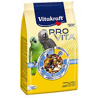 Vitakraft Pro Vita Корм с пробиотиком для крупных попугаев 750 гр (33742)
