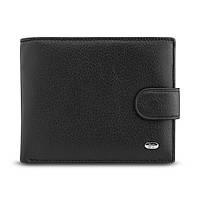 Классический  мужской портмоне из натуральной кожи Sergio Torretti (ST Leather) 22027