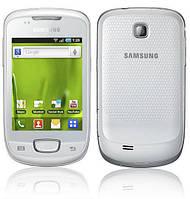 Смартфон Samsung Galaxy Corby 2 S5570 белый