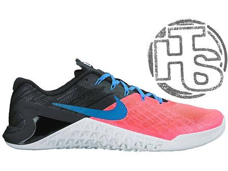 19ea6ecc Оригинальные кроссовки Nike Metcon 3 Lava Glow 849807-600 - купить ...