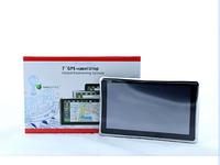 GPS 7004 ddr2-128mb, 8gb HD, навигатор для автомобиля, навигатор