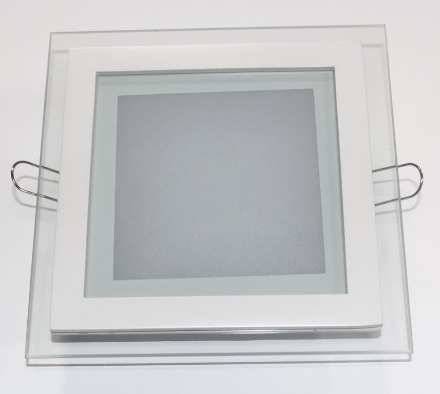 Светильник светодиодный GL-S12 12Вт квадратный