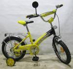 Велосипед EXPLORER 14 T-21413 yellow + black