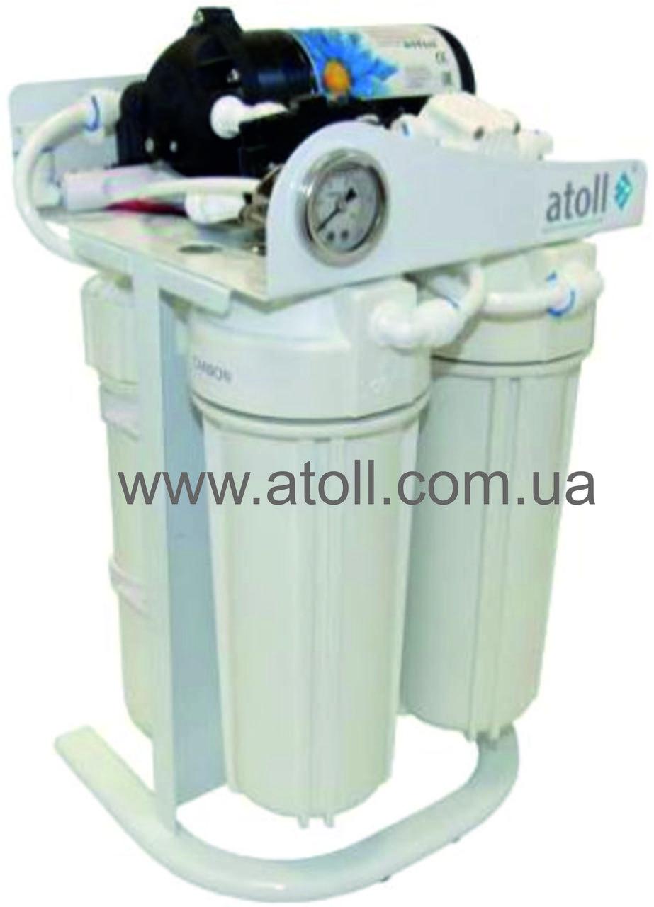 Система обратного осмоса atoll A-3800p STD (без бака) - atoll - изобретение воды в Харькове