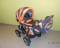 Универсальная детская коляска  Флекс. Надувные колеса