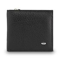 Стильный мужской портмоне из натуральной кожи Sergio Torretti с монетницей на молнии (ST Leather) 20030