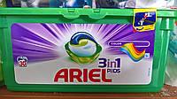 ARIEL color  капсулы с кондиционером 30 штук Венгрия
