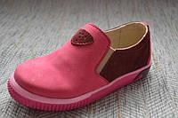 Туфли-слипоны для девочек Jordan размер 27 29 30