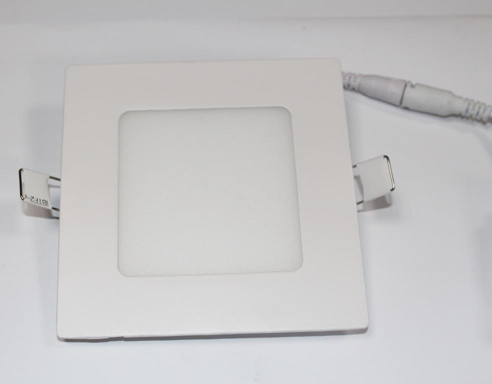 Светильник светодиодный PL-S3 3Вт квадратный
