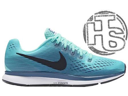 Оригинальные кроссовки Nike Air Zoom Pegasus 34 Hyper Turquoise 880560-300, фото 2