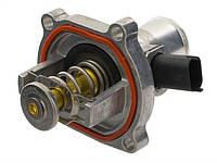 Opel Insignia 2008- термостат охлаждающей жидкости в корпусе датчик системы охлаждения