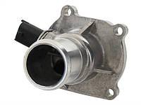 Opel Zafira B 2005- термостат охлаждающей жидкости в корпусе датчик системы охлаждения