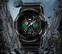 Skmei - многофункциональные часы по низкой цене