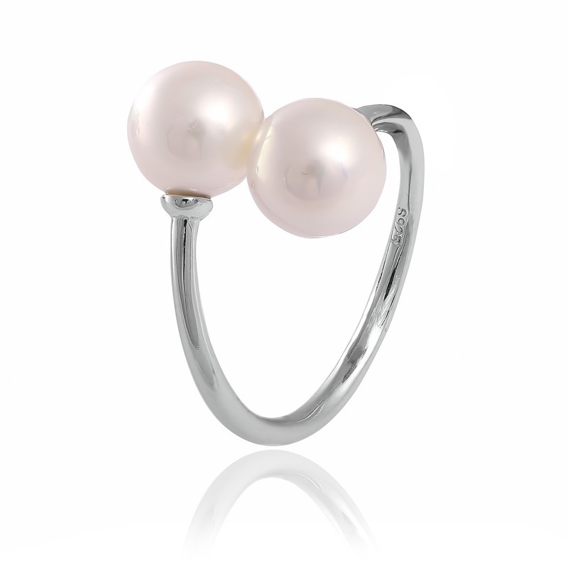 """Серебряное кольцо копия """"Chanel"""""""