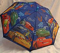 Зонт Детский трость полуавтомат Тачка 18-3137-1
