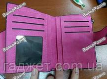 Женский кошелек светло рового цвета.  , фото 3