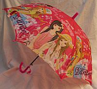 Зонт Детский трость полуавтомат Девочки 18-3138-1