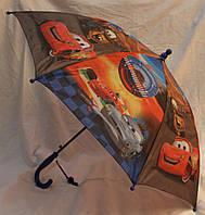 Зонт Детский трость полуавтомат Тачка 18-3137-2
