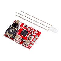 Модуль зарядки, Контролер LiFePO4 3.2V/ li-io 3.7V (TP5000) 1A/2А