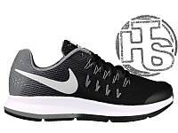 Оригинальные кроссовки Nike Air Zoom Pegasus 33 Black/Silver 834316-001