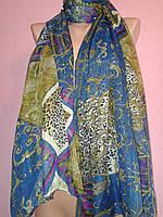 Парео-шарф женский легкий