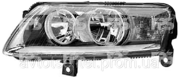 Фара передняя для Audi А6 05-10 левая (DEPO)