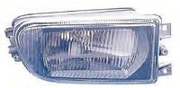 Противотуманная фара для BMW 5 E39 96-00 левая (Depo) рифленое стекло