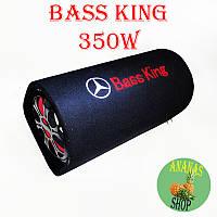 "Активный сабвуфер бочка Bass King 10"" 350W"