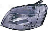 Фара передняя для Citroen Berlingo 02-07 правая (DEPO) под электрокорректор