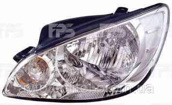 Фара передняя для Hyundai Getz 06-11 правая (FPS) под электрокорректор