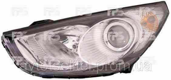 Фара передняя для Hyundai ix-35 10- правая (DEPO) механическая/под электрокорректор