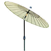 Зонт Шанхай д 2,13м, солнцезащитный зонт, зонт для пляжа, зонт для кафе, зонт для ресторана, зонт
