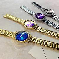 Часы женские Dior Shine Blue лучшая реплика