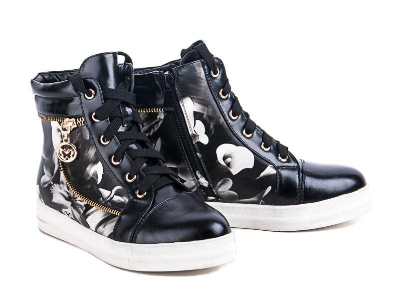 Ботинки демисезонные для девочки, 32-37 размер. Демисезонная детская обувь  оптом a6c3890cdd4