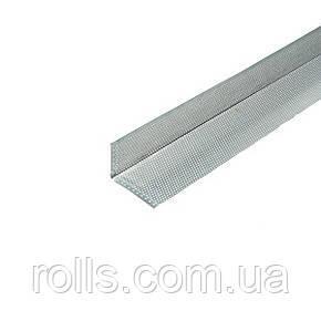 Лента перфорированного алюминия 0,8х160х1000мм для защиты от засорения водостока SitaDrain Klassik Terra