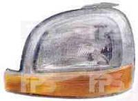Фара передняя для Renault Kangoo 97-03 правая (DEPO) под электрокорректор
