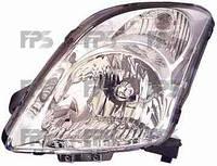 Фара передняя для Suzuki Swift 05-10 левая (DEPO) под электрокорректор