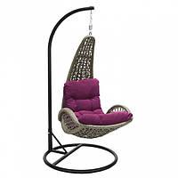 Подвесное кресло с подушкой Tempio